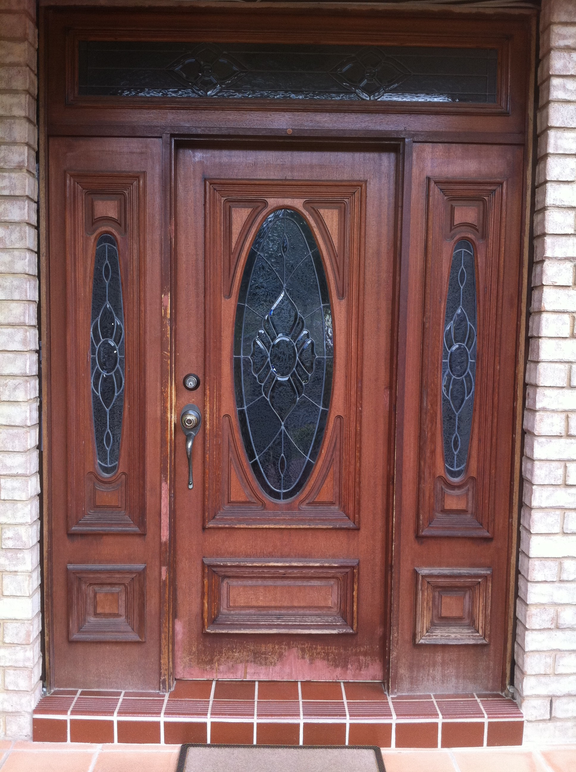 10a - Old Entry Doors