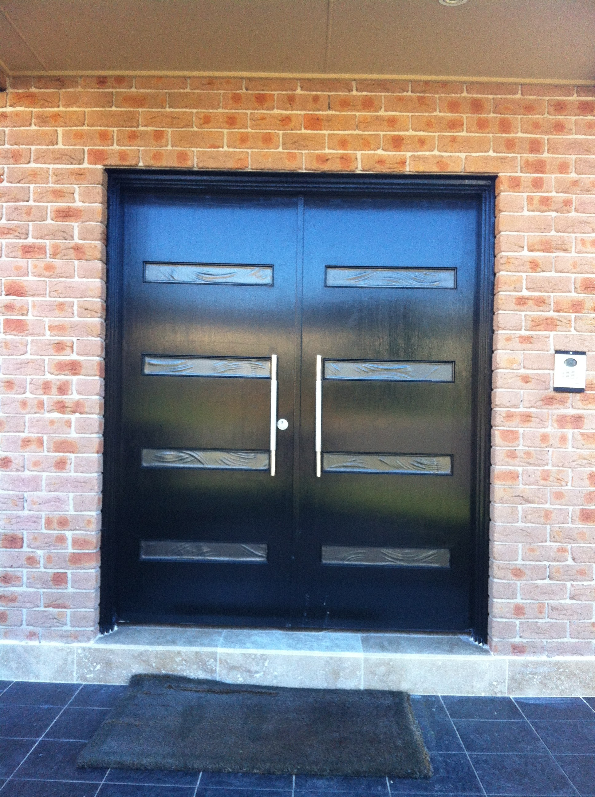 14 Hume Entry Door