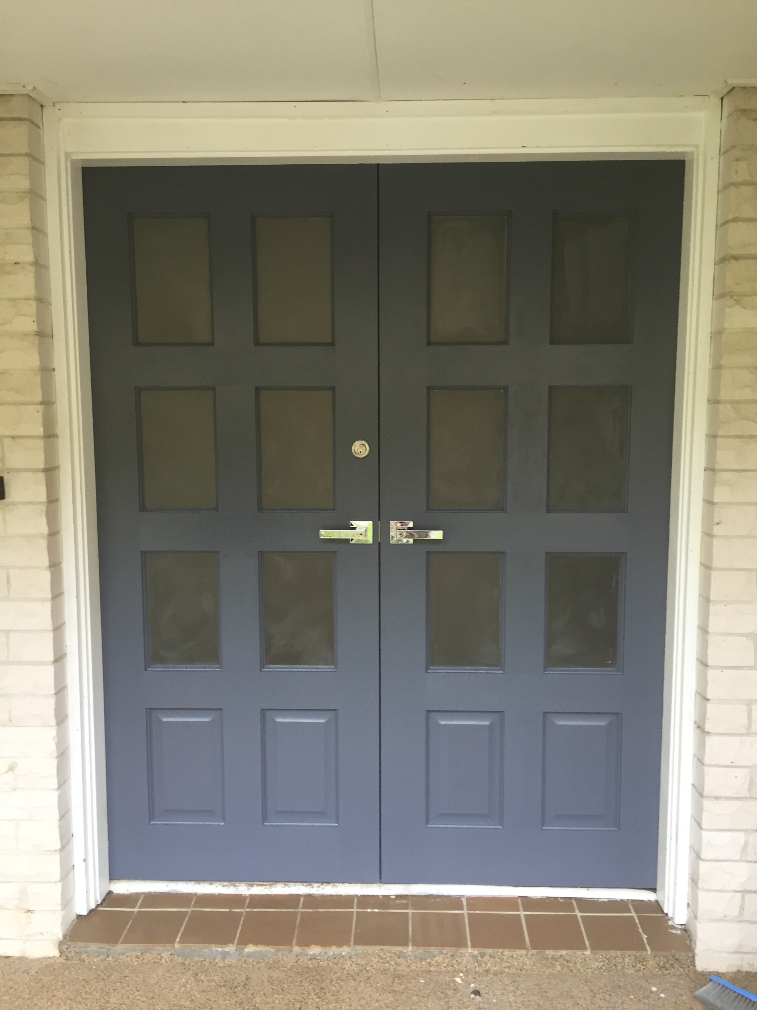 16 - New Entry Doors