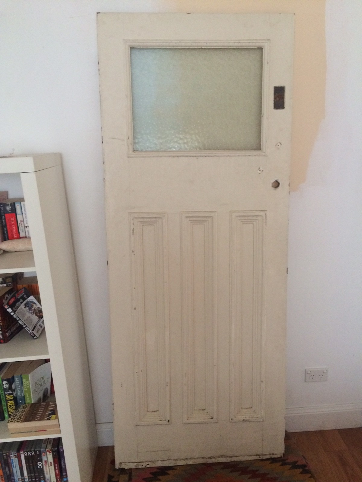 1a - Fit Second Hand Door