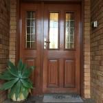 1a - Remove Existing Doors