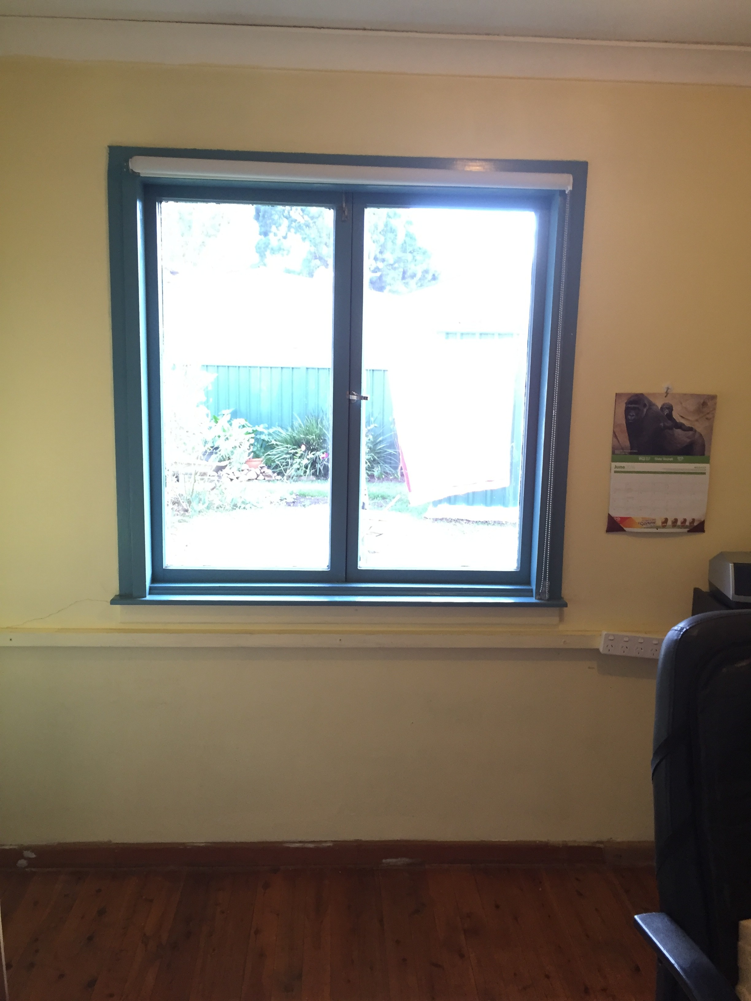 1a - Remove Window, Make _ Install French Doors