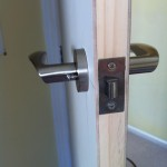 1b - Latch Fitted