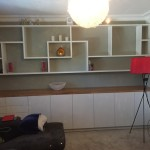 1f - DHS Custom Cabinets _ Bookcase