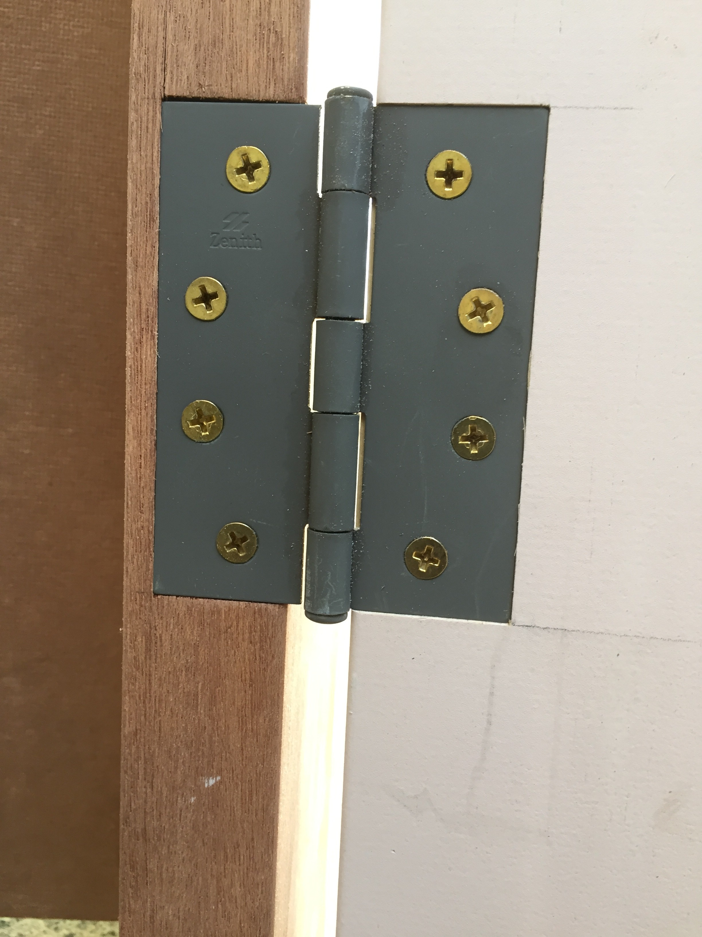 1f - Hinge Check Out