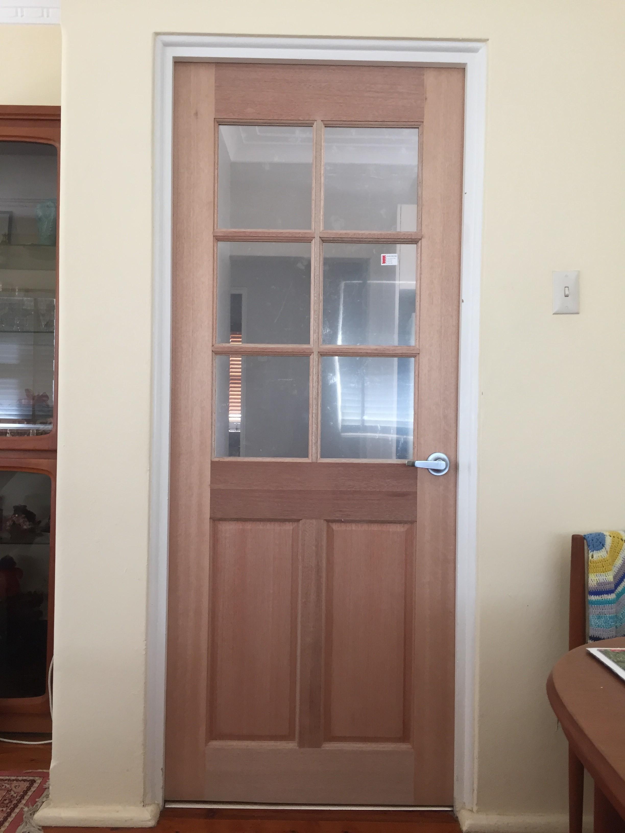 2a - 6 Light Panel Door