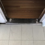 2a Old Door Jamb and Timber Threshold_