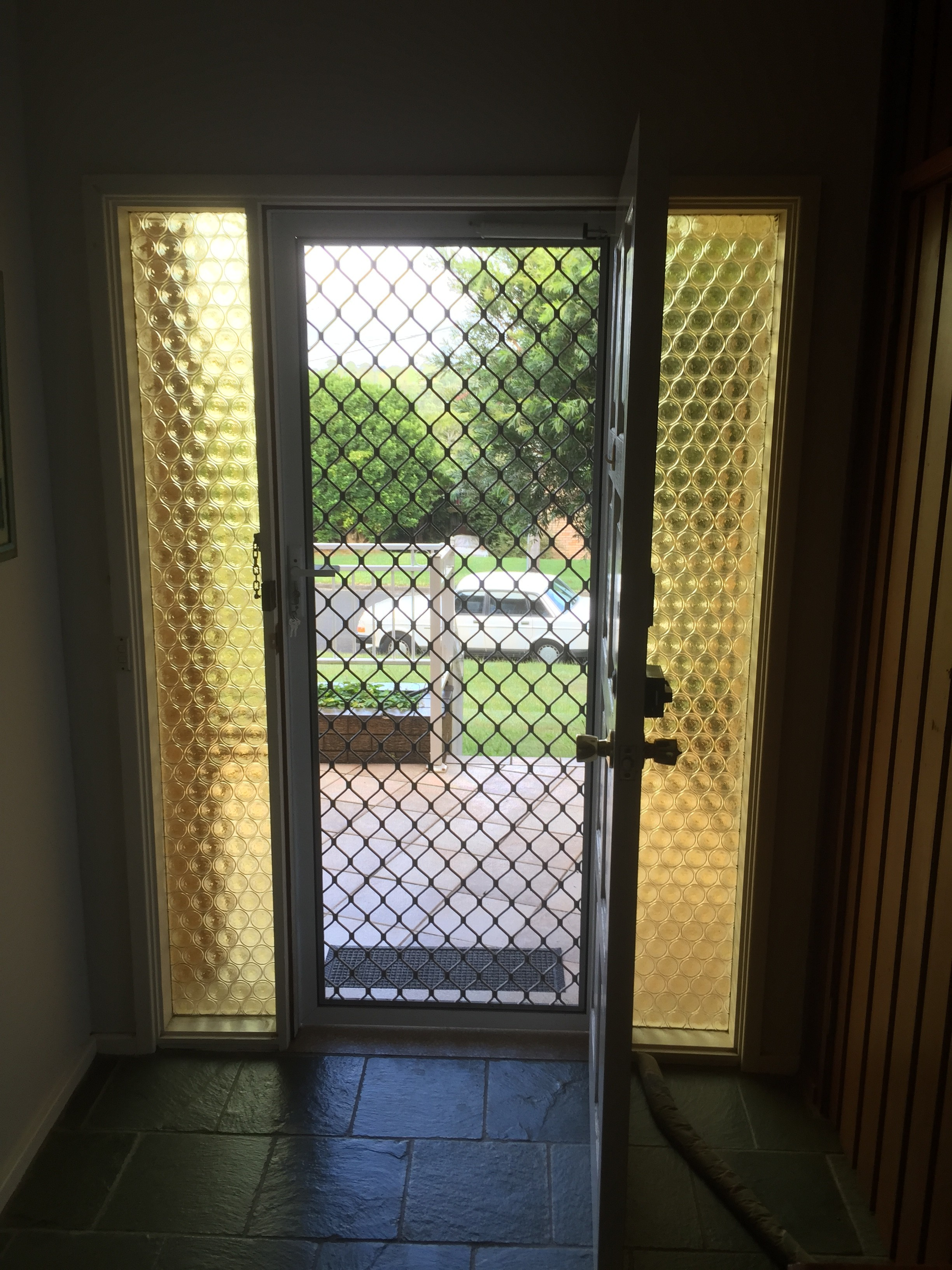 2b - Existing Door _ Sidelights