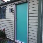 2b - New Solid Exterior Door, Jamb, Weather Seals