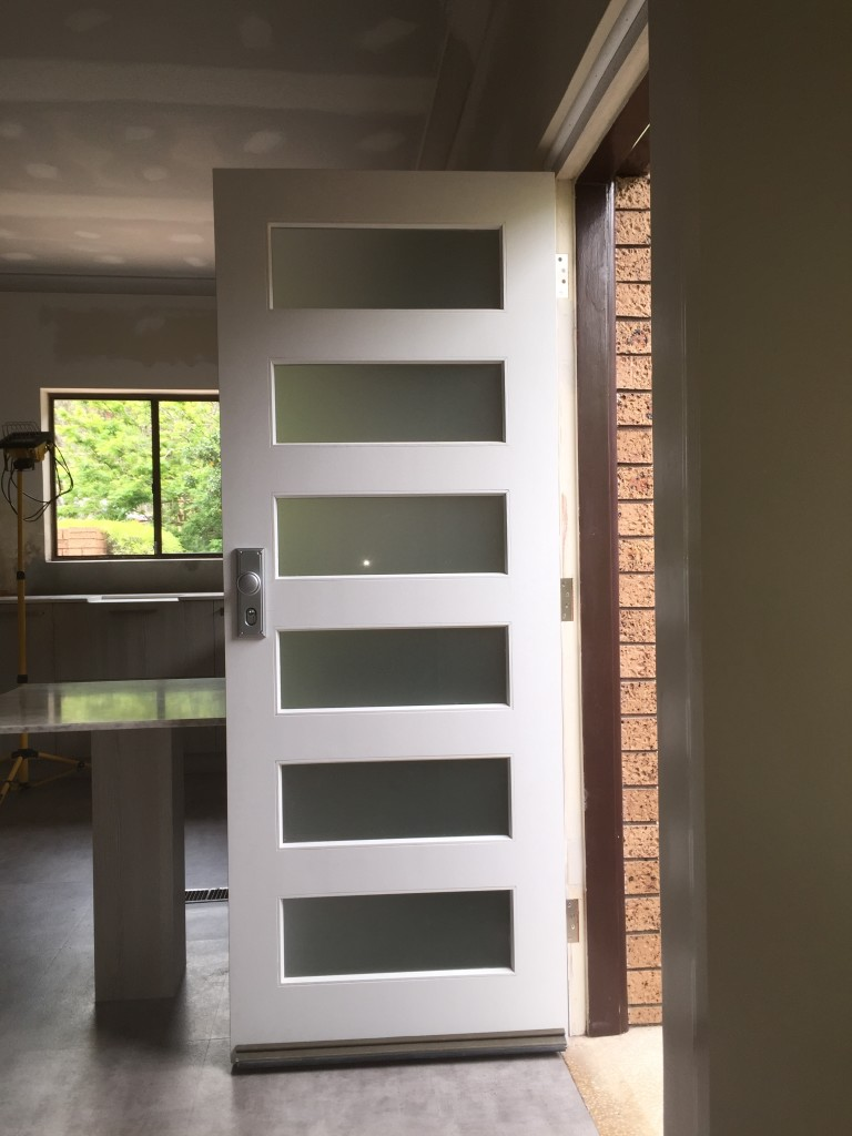 DHS Custom Door Fitted