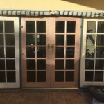 3d - New 10 Lite Doors With Bevel Edged Glass