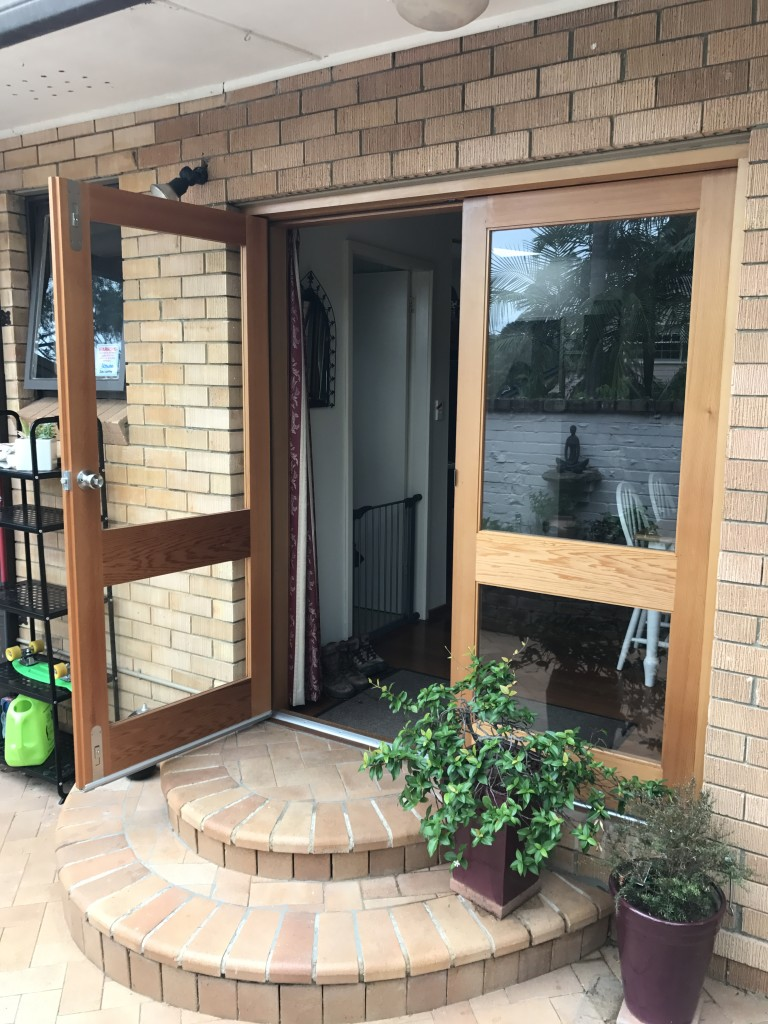 4d Custom Made Western Red Cedar Doors