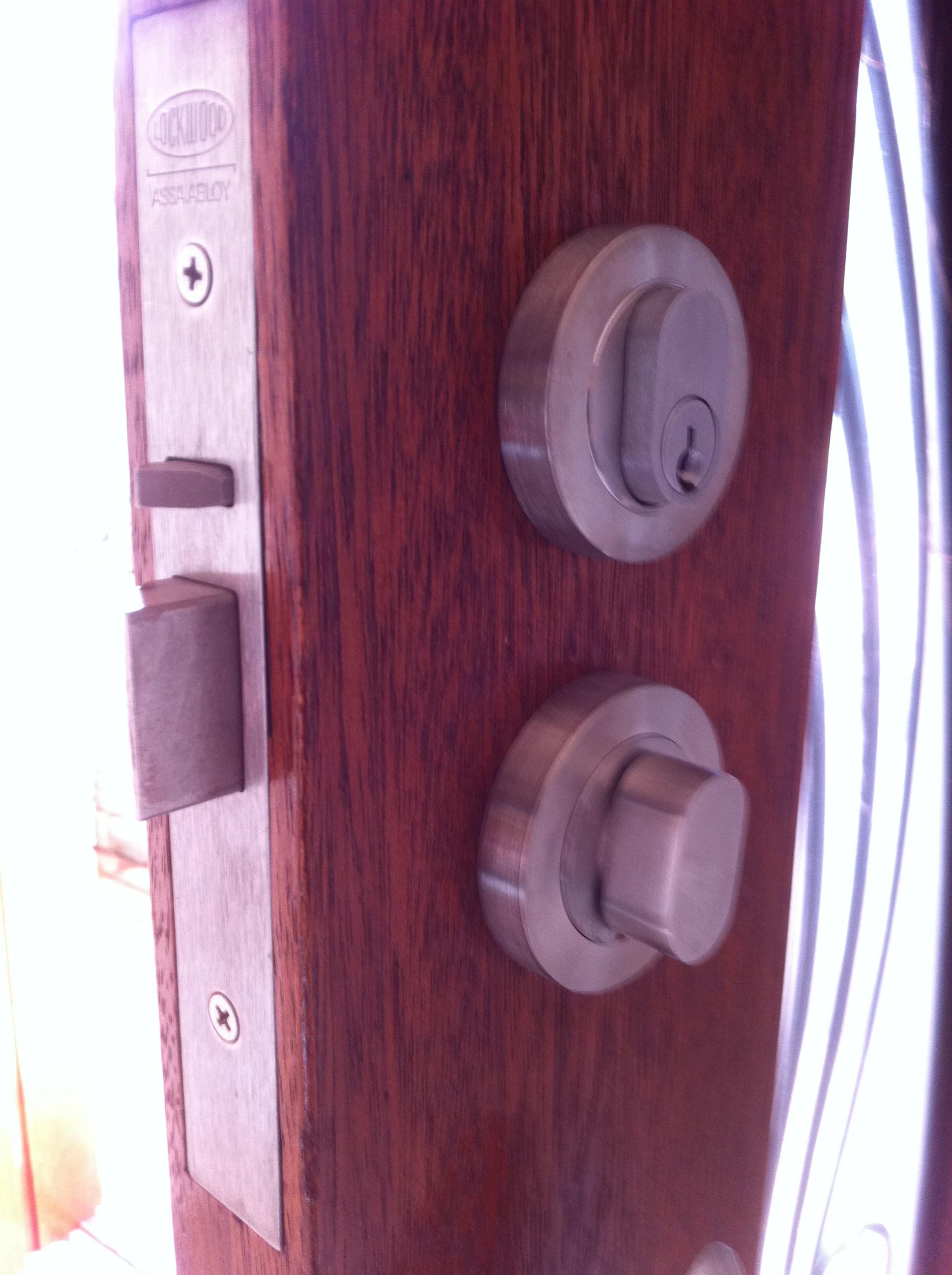 5 - Mortice Lock
