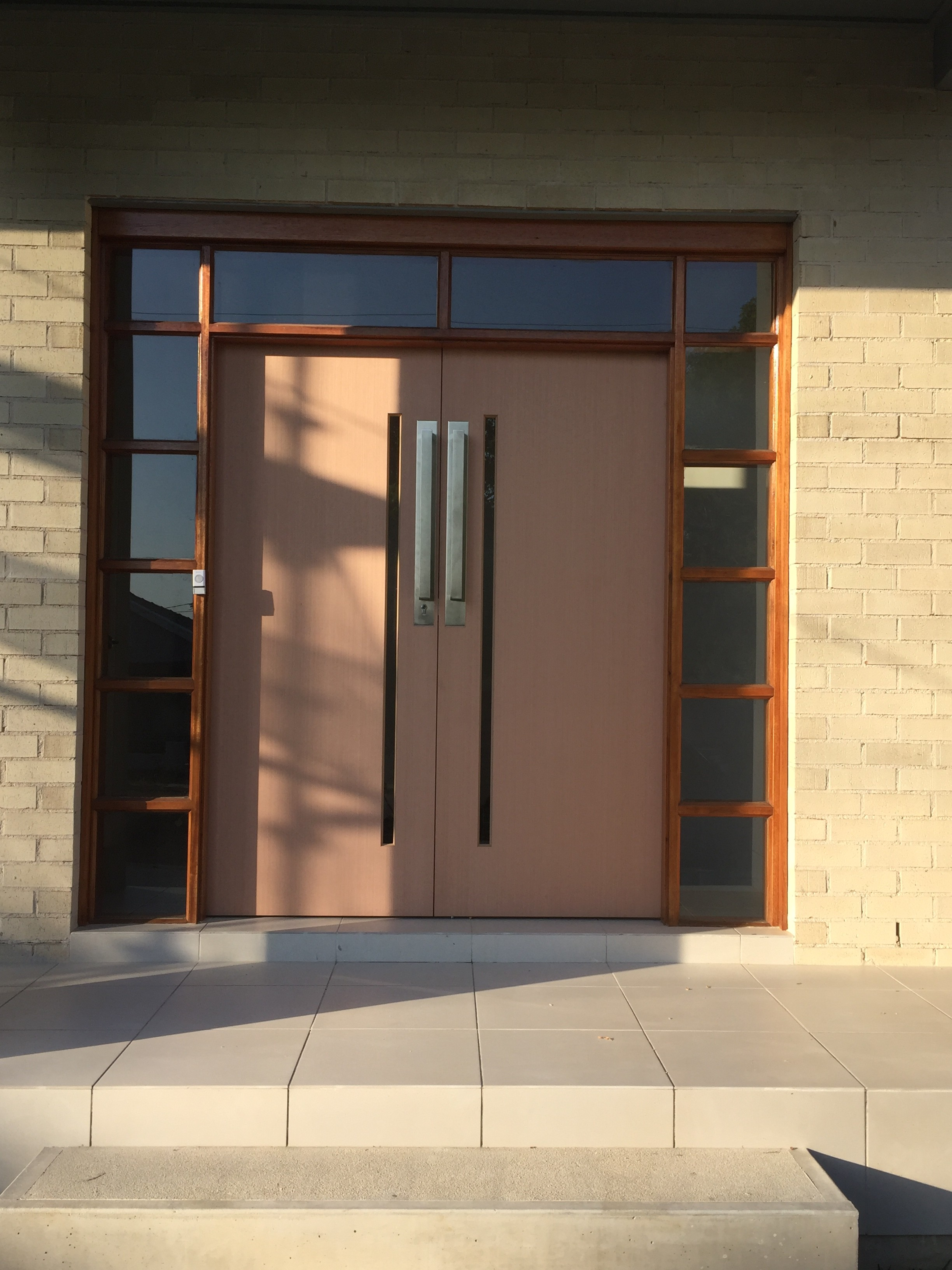 5c - New Entry Doors