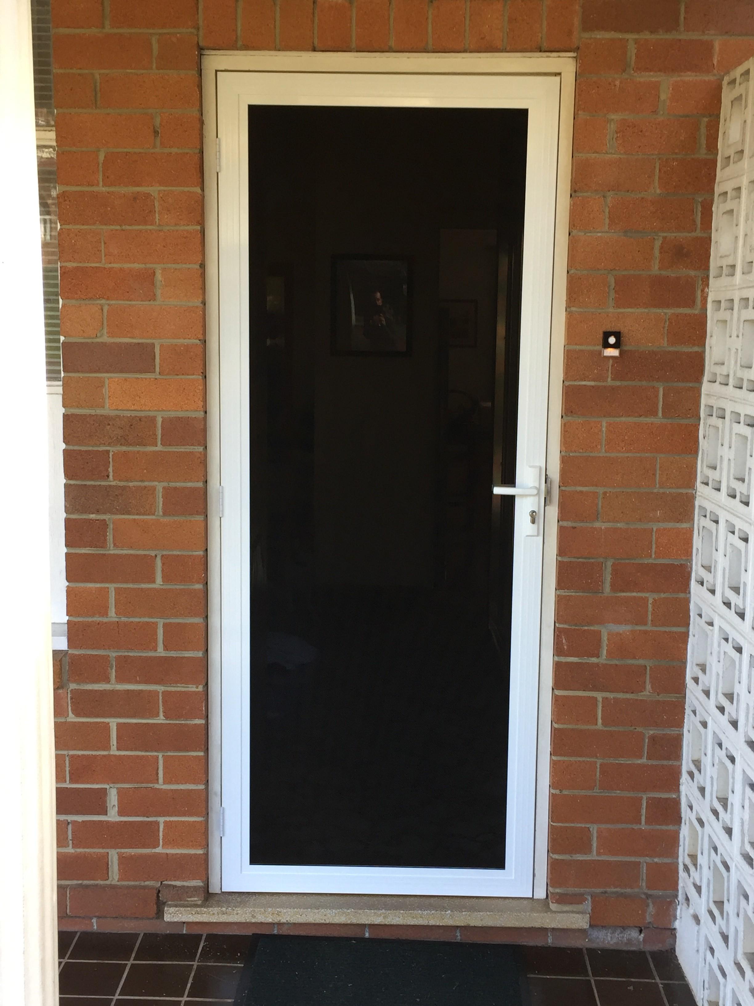 7 - Screen Door