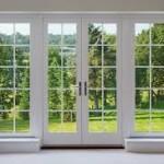 door glass repaired